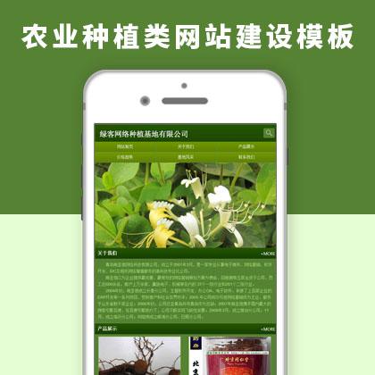 农业种植类网站建设及种植类关键词宣传推广SEO优化